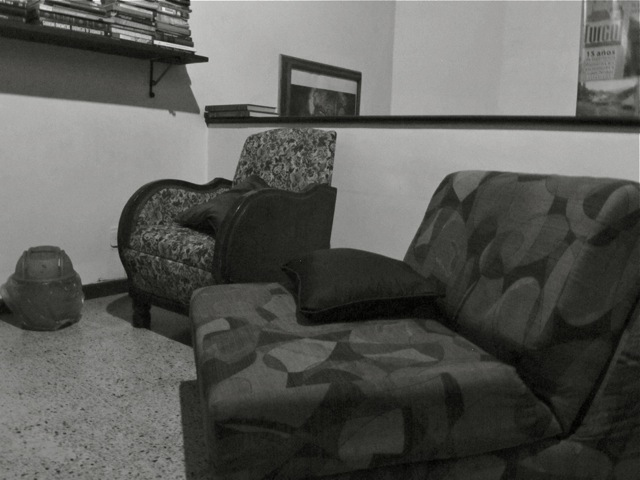 Inside Hostel Medellin