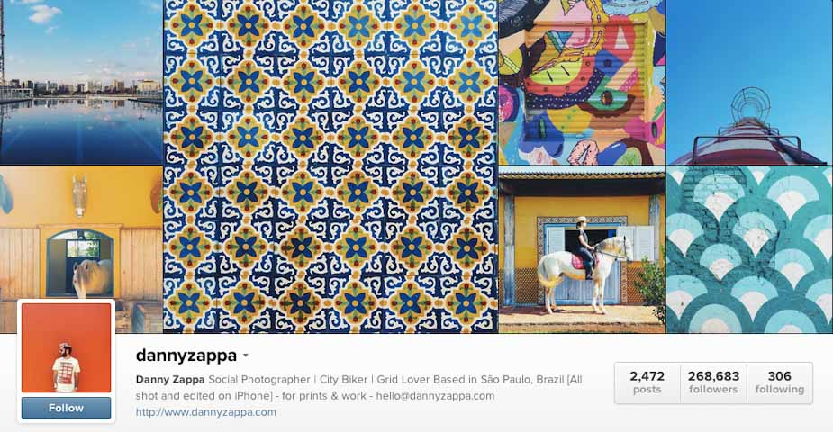 Instagram: @dannyzappa