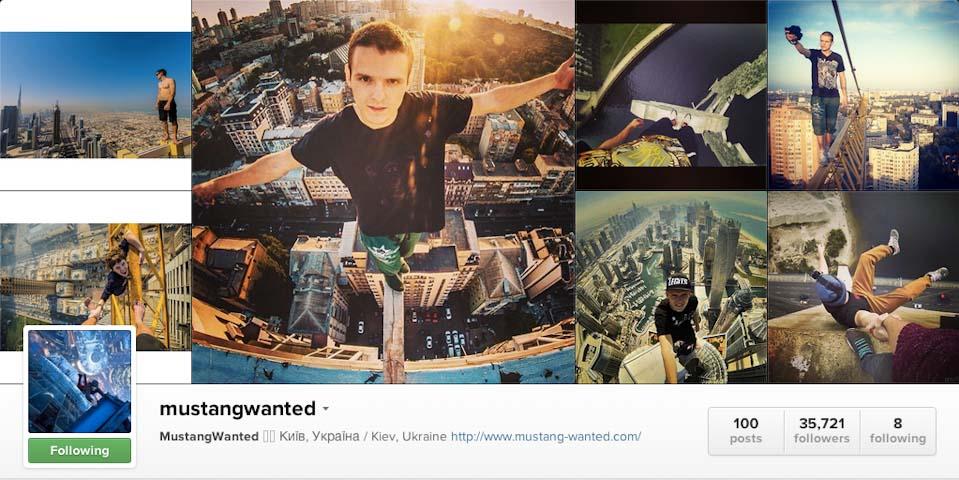 Instagram: @mustangwanted