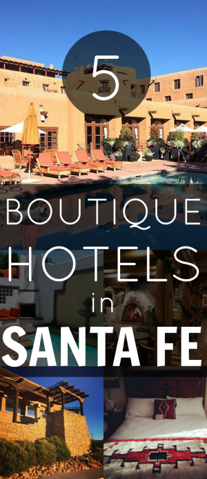 Boutique Hotels in Santa fe