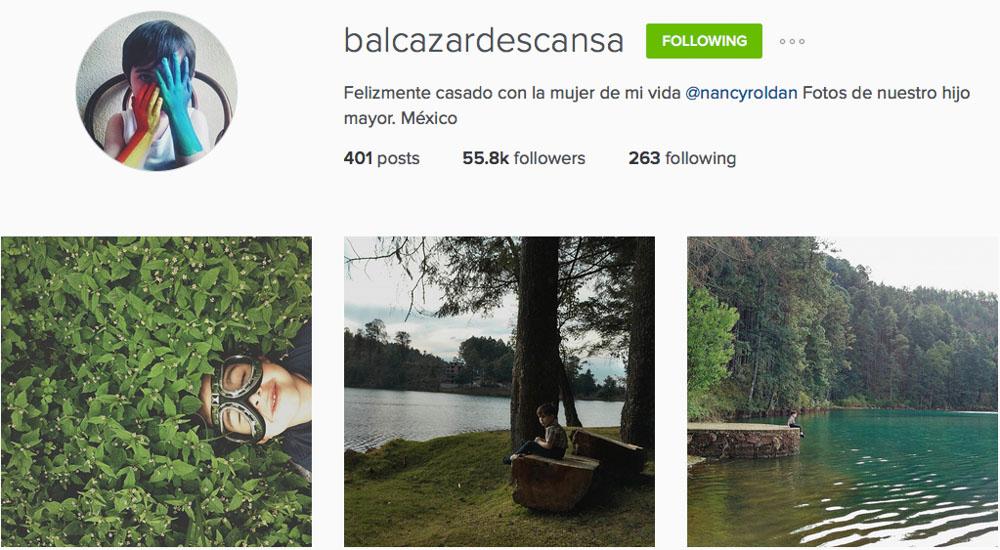 Instagram: @balcazardescansa