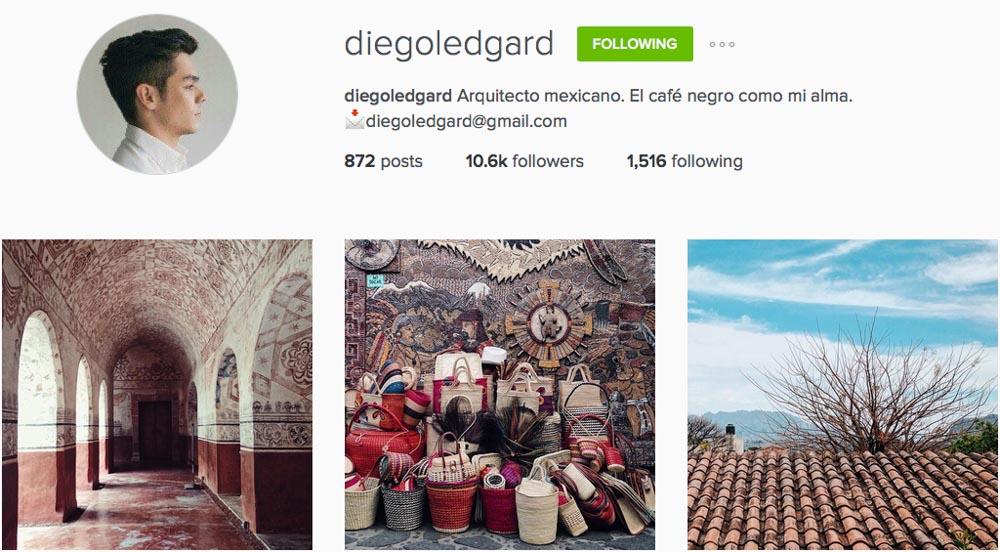 Instagram: @diegoledgard