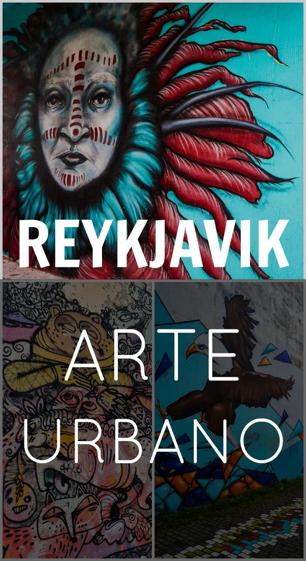 Arte urbano en Reikiavik