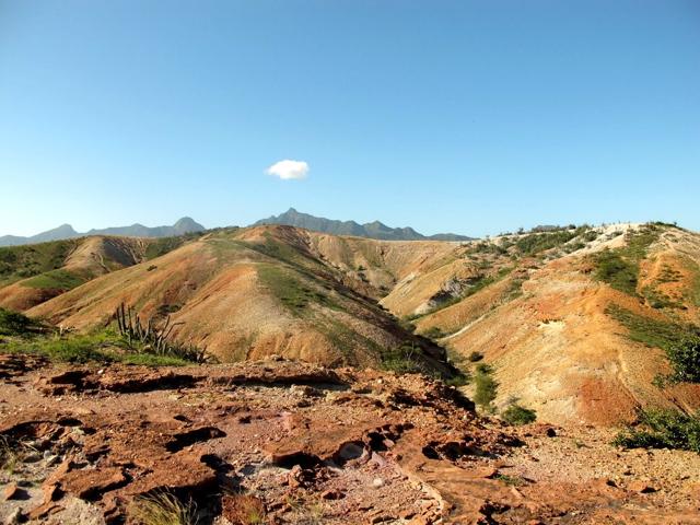 View in Macanao, Isla de Margarita (Venezuela)
