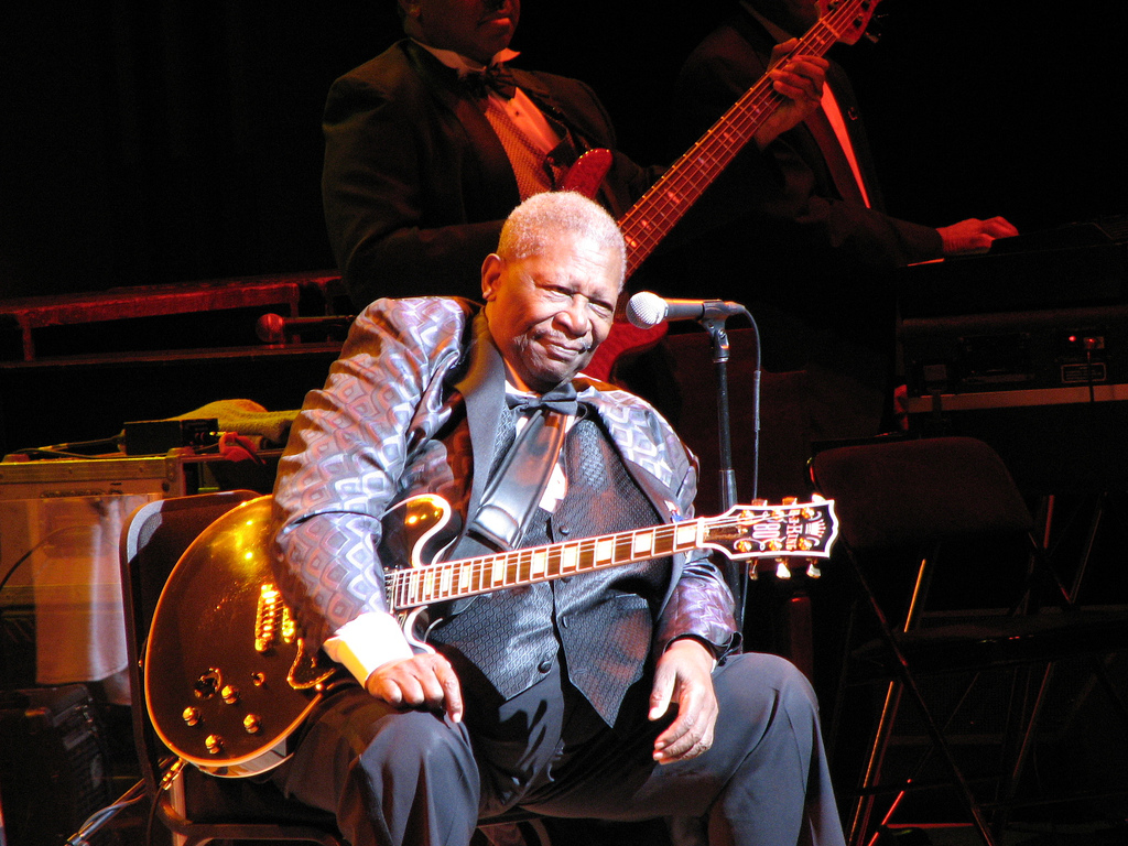 B.B. King – Get These Blues Off Me