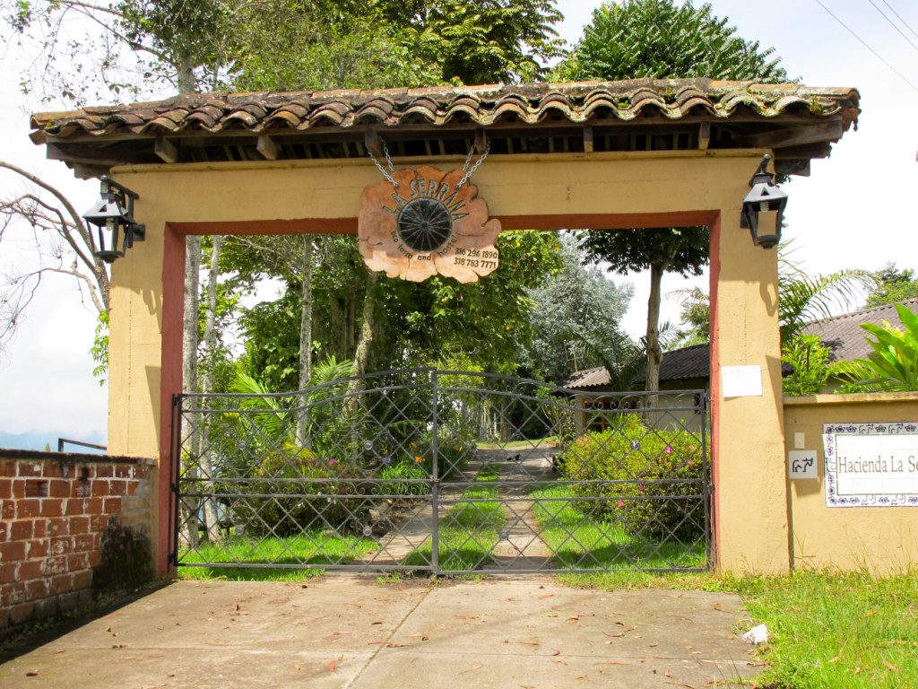 Hostel La Serrana in Salento, Colombia