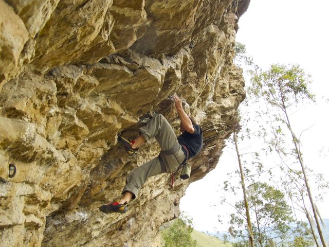 Machetá – High Level Climbing