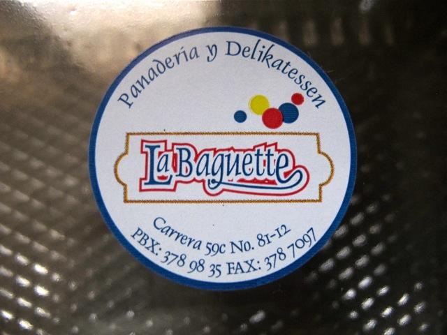 La Baguette, contact details