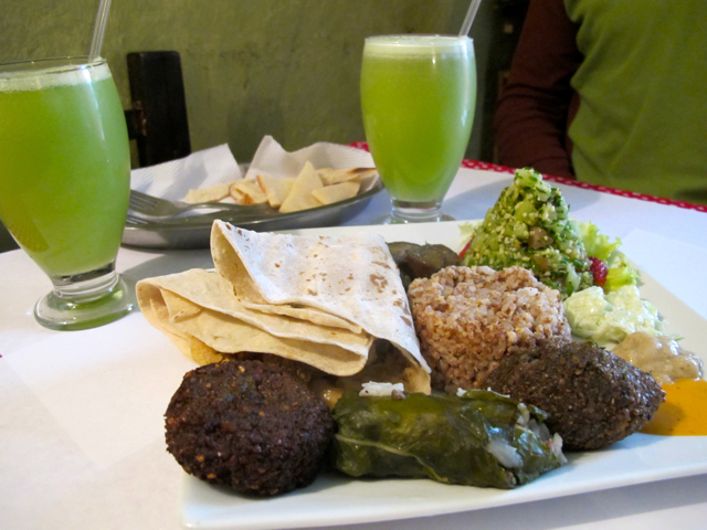 Al Samira – Great Arab Food in the Heart of Bogota
