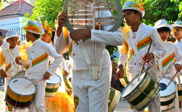 Bando de Antaño, Barranquilla's Carnival 2012 (Colombia)