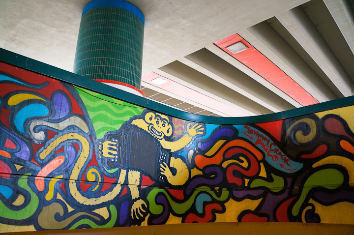 Arte Urbano en Berlín en Turmkunst