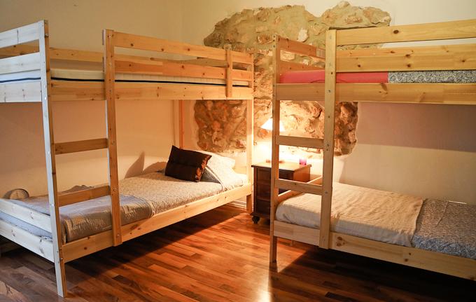 Dormitorio en The Olive Branch, España