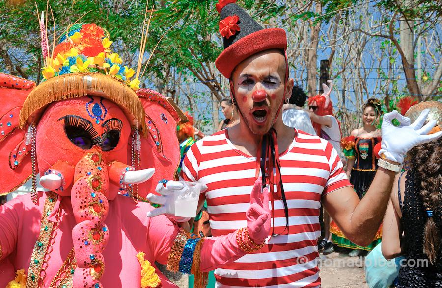 Batalla de Flores 2013, Carnival in Barranquilla
