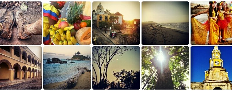 My Top InstaShots from Colombia