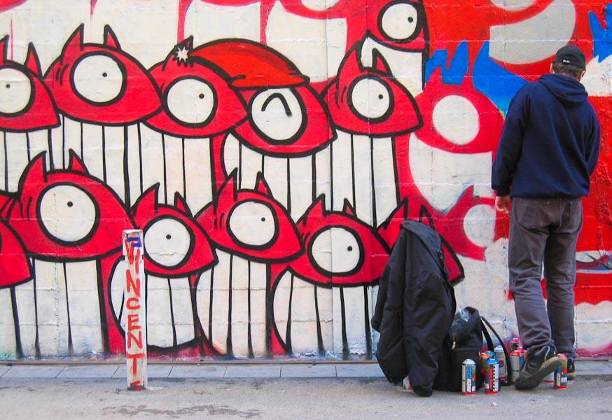 Pez in Barcelona (2004)