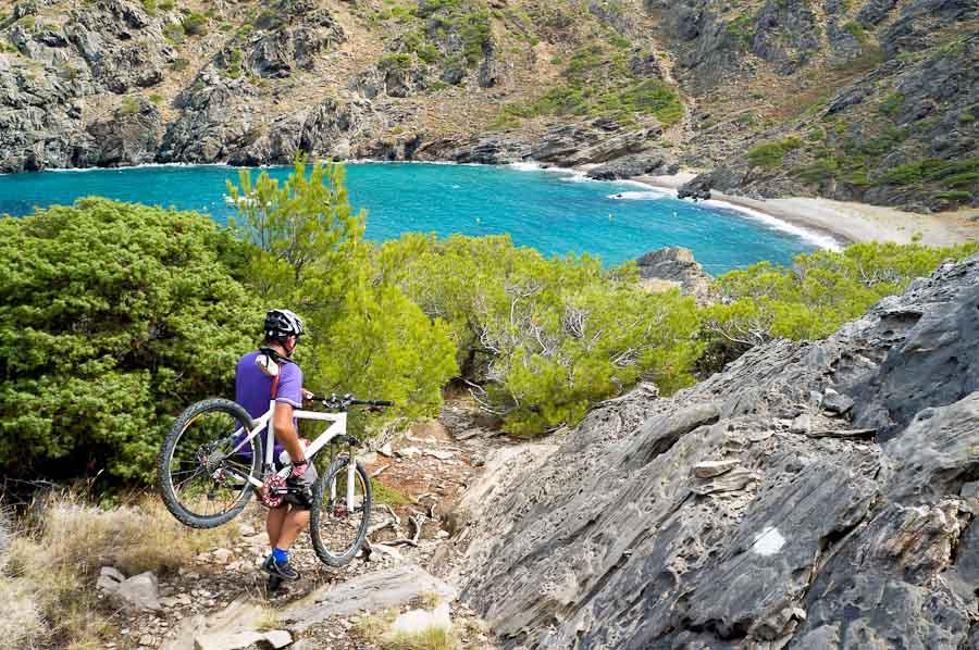 Bike in Spain