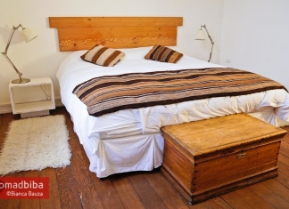 Private bedroom in Mm450 Hostel in Valparaiso, Chile
