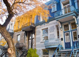 Houses in Montreal, QC (Canada)