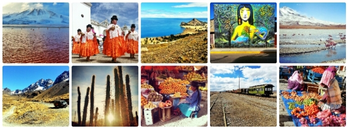 Top Instagrams from Bolivia