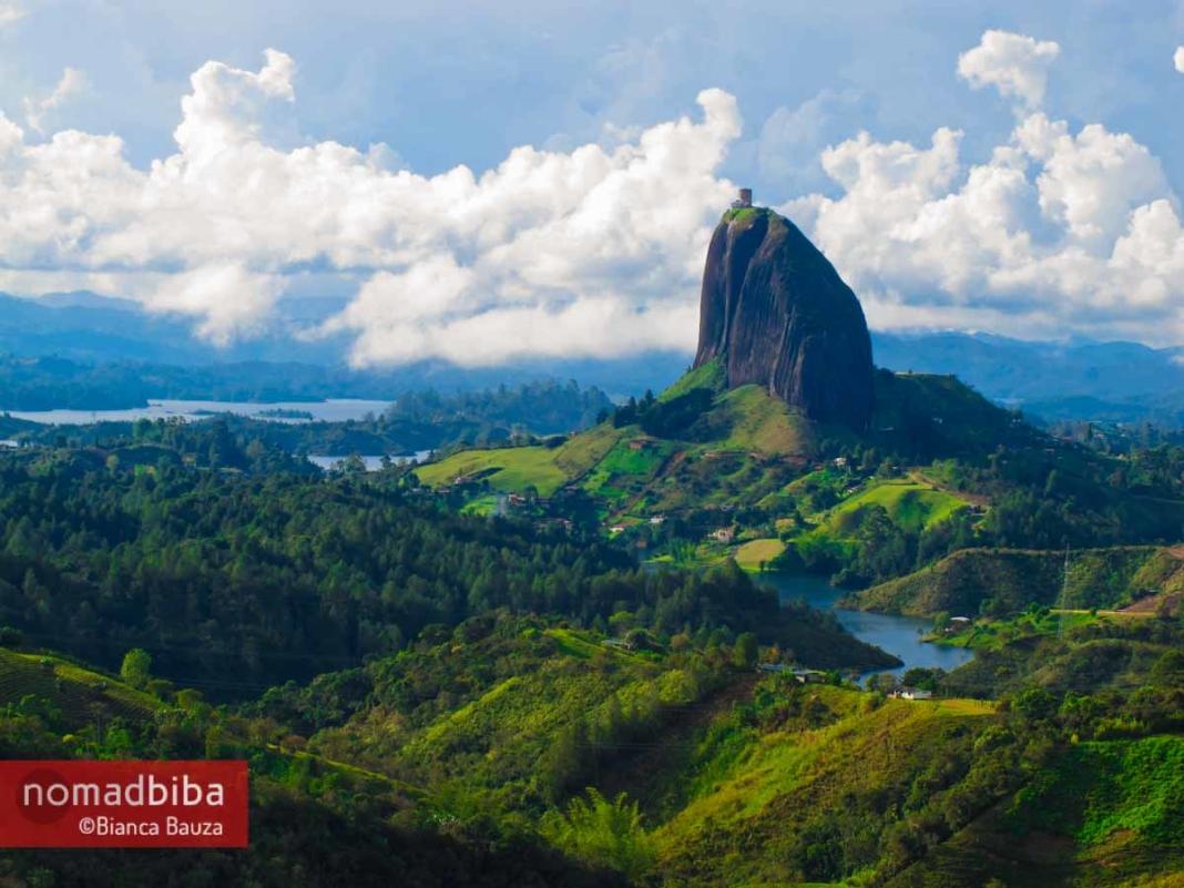 El Peñol in Colombia