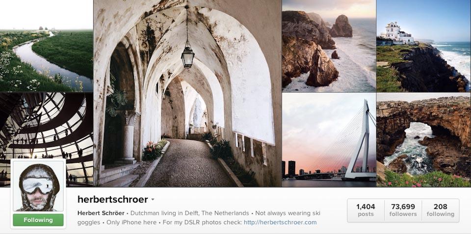 Instagram: @herbertschroer