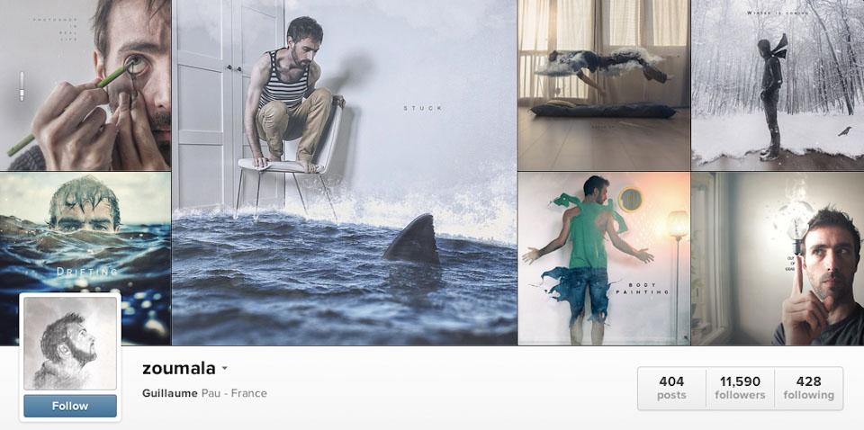 Instagram: @zoumala
