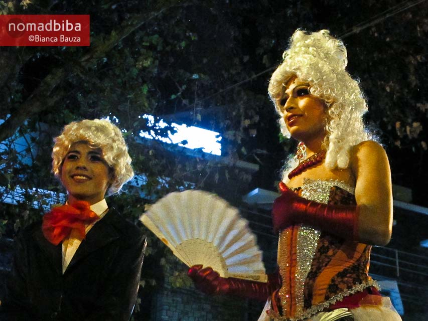 Gay Pride 2013 in Cochabamba, Bolivia