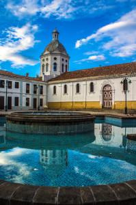 Casa Parroquial San Sebastian, Cuenca, Ecuador