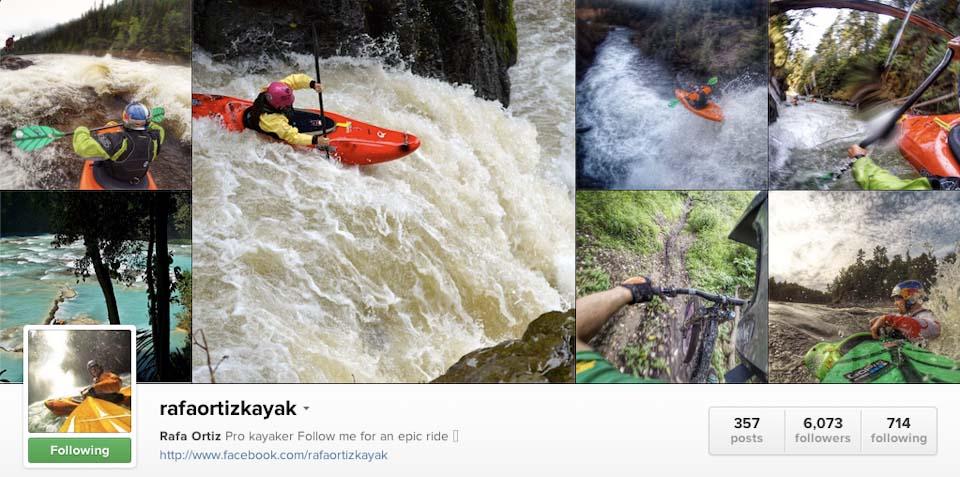 Instagram: @rafaortizkayak