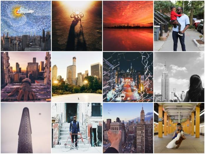Top Instagramers New York