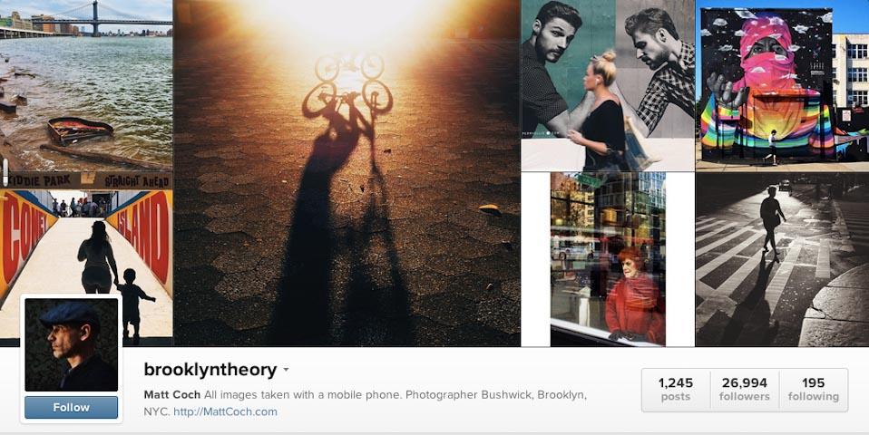 Instagram: @brooklyntheory