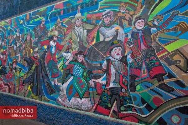 Street art in Lima, Perú by Decertor