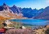 Laguna Toncek near Bariloche, Argentina