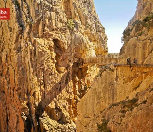 Caminito del Rey in Spain