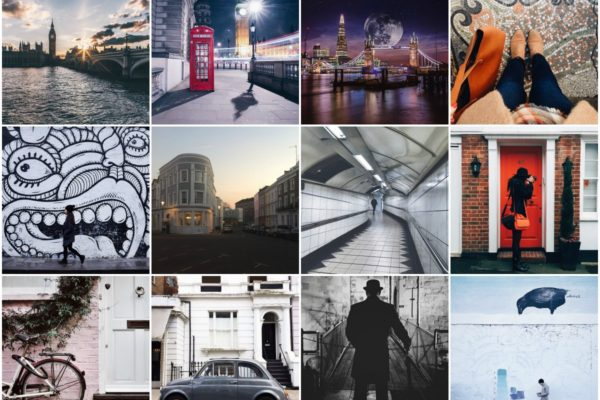 Top London Instagram Accounts