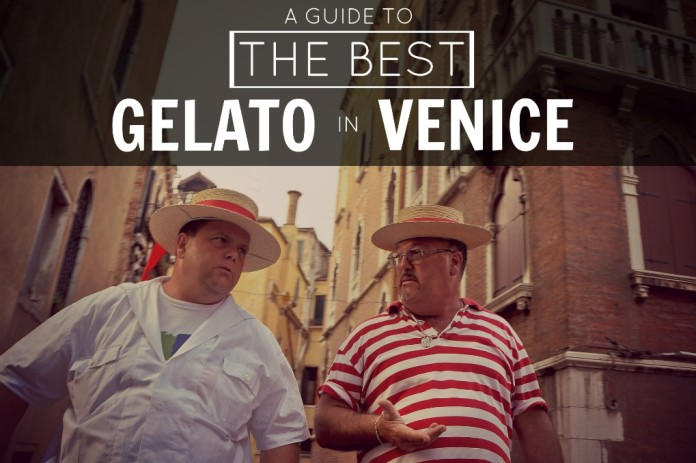 Best Gelato in Venice
