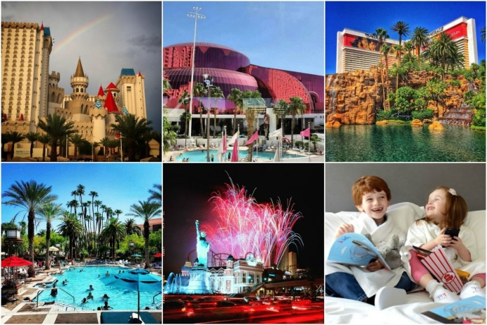 Las Vegas Kid-Friendly Hotels