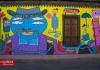 Street art in Lima (Peru)