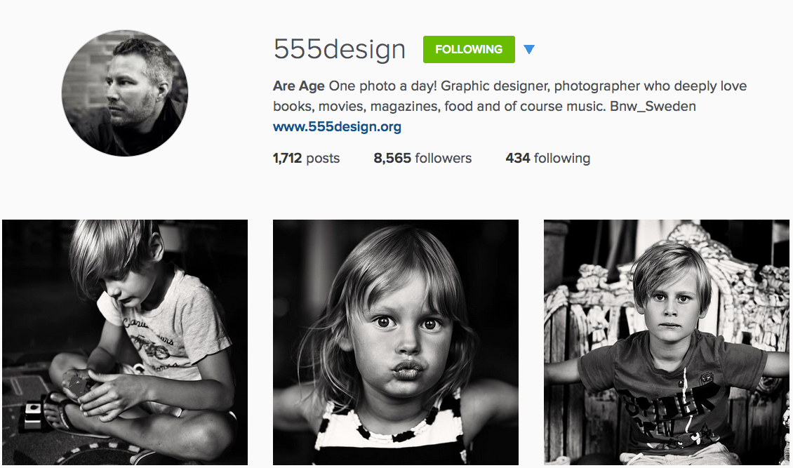 Instagram @555design