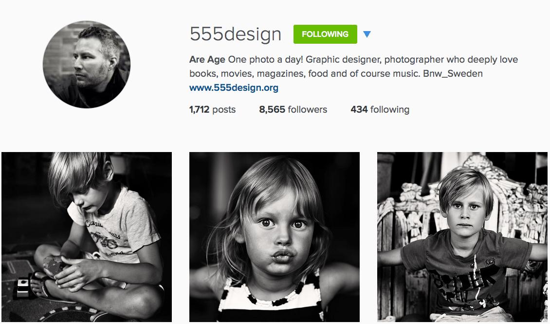 Instagram @555design