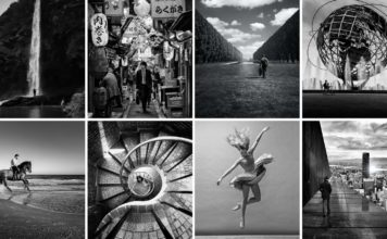 Black and white Instagram accounts
