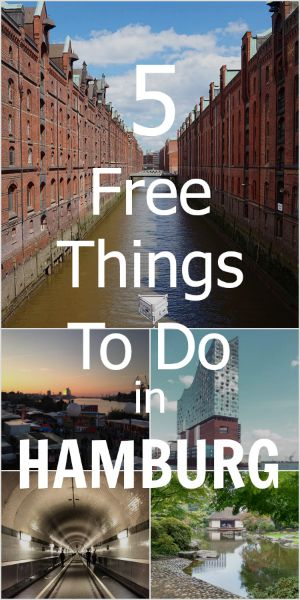 Free Things to Do in Hamburg