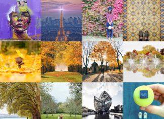 Paris Instagram Accounts