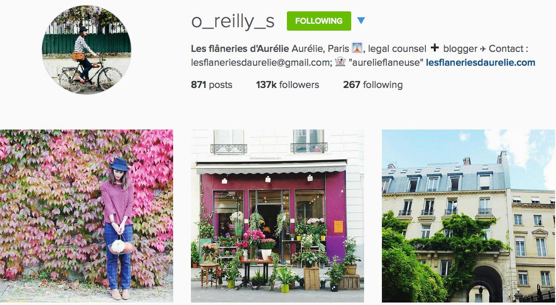 Instagram: @o_reilly_s