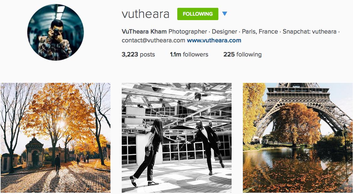 Instagram: @vutheara