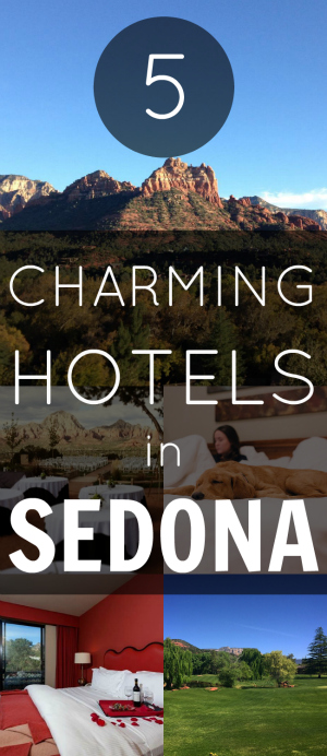 Charming Hotels in Sedona