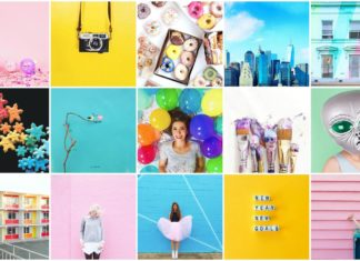 Most Colorful Instagram Accounts