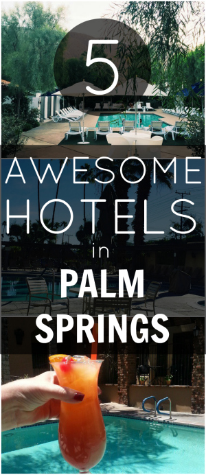 Pin Best Hotels in Palm Springs