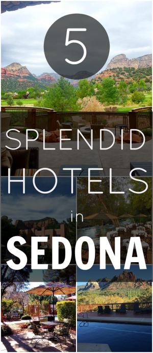 Pin Best Hotels in Sedona