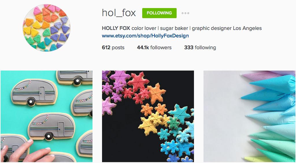 Instagram: @hol_fox